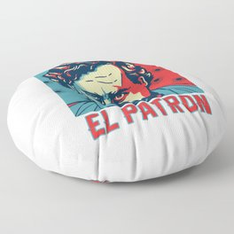 El Patron Floor Pillow