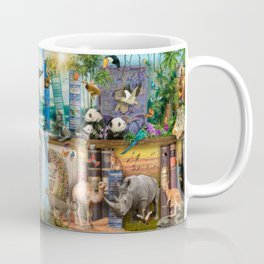 The Amazing Animal Kingdom Coffee Mug
