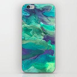 Green Rule iPhone Skin