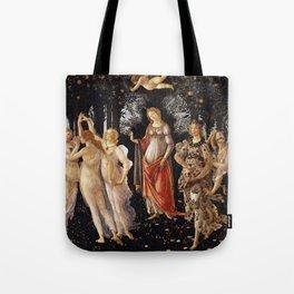 Primavera, Botticelli Tote Bag