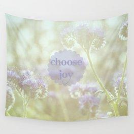 Choose Joy Wall Tapestry