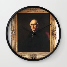 Abraham Solomon - Nathaniel 'Turnpike' Levy (19th Century) Wall Clock