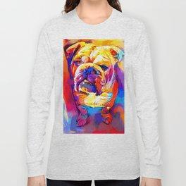 Bulldog 4 Long Sleeve T-shirt