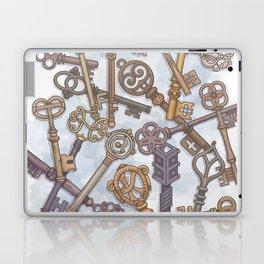 Unlocking Secrets Laptop & iPad Skin