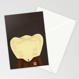 The Tooth Collector Stationery Cards