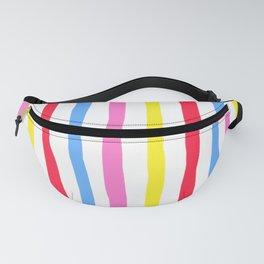 Colorful Stripes Pinata Fanny Pack