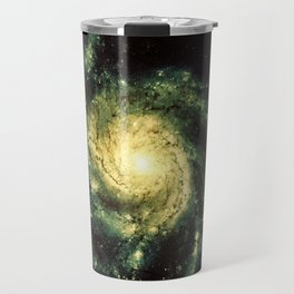 Spiral Galaxy : Messier 101 Travel Mug