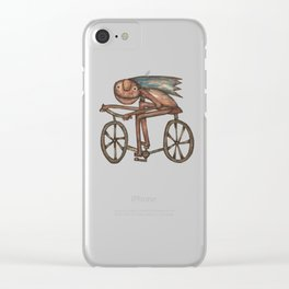 The Biker Clear iPhone Case