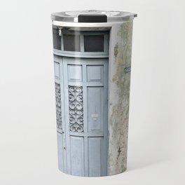 The Doors of Merida XXVI Travel Mug