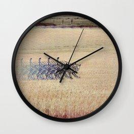 echo chamber Wall Clock