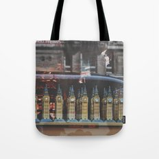 Big Ben: Tourist Version Tote Bag