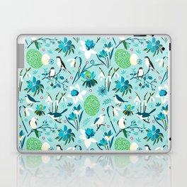 Finally Easter! [blue'n rose] Laptop & iPad Skin