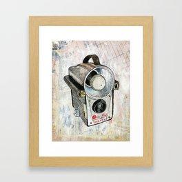 Spartus Press Flash Framed Art Print