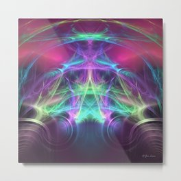 Alien Dream Metal Print