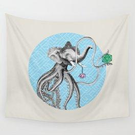 Elephantopus Wall Tapestry