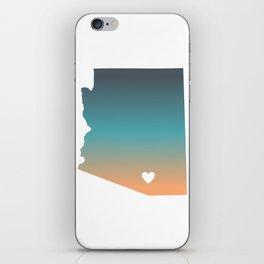 Arizona - Tucson iPhone Skin