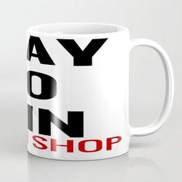 Play To Win Coffee Mug