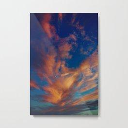 Jewelled Sky Metal Print