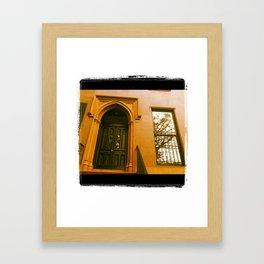 Charlie Parker's Residence, NYC Framed Art Print