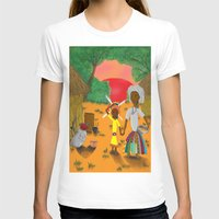 book cover T-shirts featuring Kilalu book cover by Vincent Poe