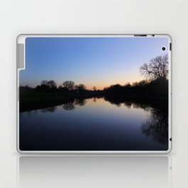 Reflections at Sunset Laptop & iPad Skin