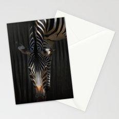 Stripes on Stripes Stationery Cards