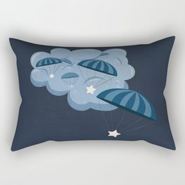 Chuting Stars Rectangular Pillow