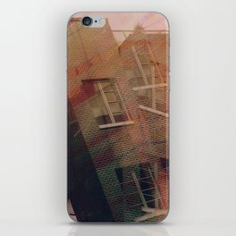 crushed iPhone Skin