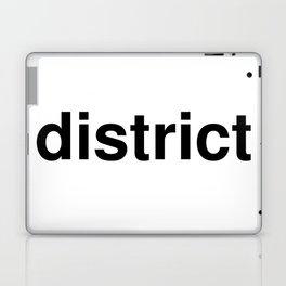 district Laptop & iPad Skin
