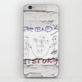Enjoy Friends iPhone Skin