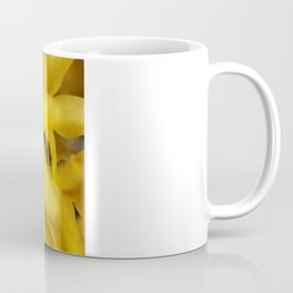 Yellow Explosion Coffee Mug