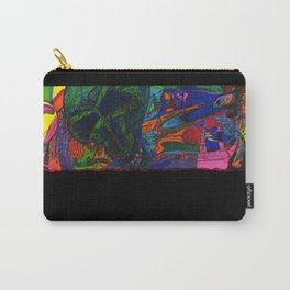 Explosion of the Mind  Carry-All Pouch