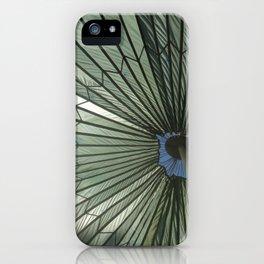 Buddha parachute iPhone Case