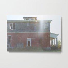 Handy House Metal Print