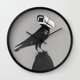The Lookout Wall Clock