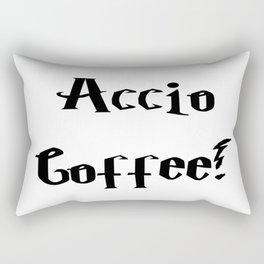 Accio Coffee! Rectangular Pillow