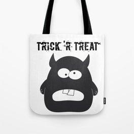 Monster Trick 'r Treat Tote Bag