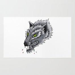 Trad Wolf Rug