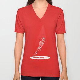 Anti -Gravity  Unisex V-Neck