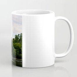 Chicago by River Coffee Mug