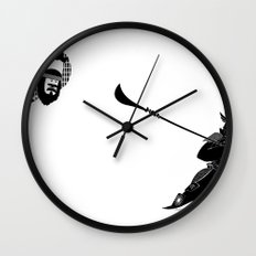 PDX vs TYO Wall Clock
