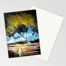 iceland islands Stationery Cards