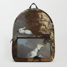 The Menagerie Melchior d'Hondecoeter 1690 Backpack