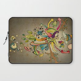 Another Strange World Laptop Sleeve