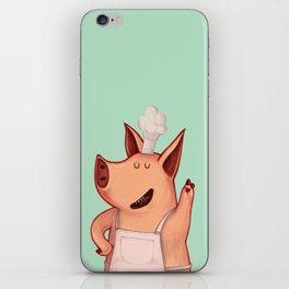 Dress the Piglet iPhone Skin