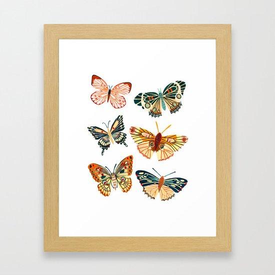 Garden Butterflies by amberstextiles