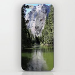 Wolf Mountain iPhone Skin
