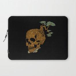 Timber Skull Laptop Sleeve
