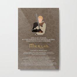 Arthur Metal Print