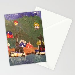 Harbour NoteCards Stationery Cards